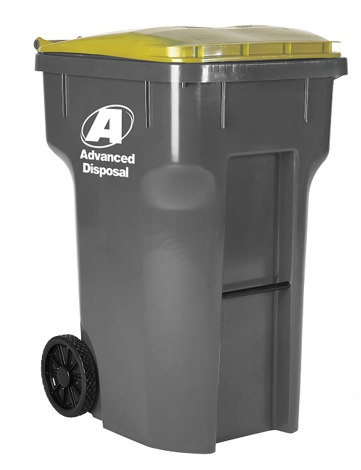 Proposed New Recycling Cart